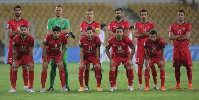 تمجید باشگاه استقلال از پرسپولیس