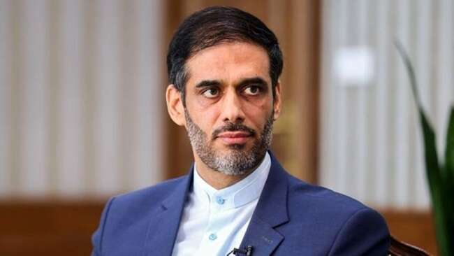 حضور سعید محمد در ستاد انتخابات وزارت کشور