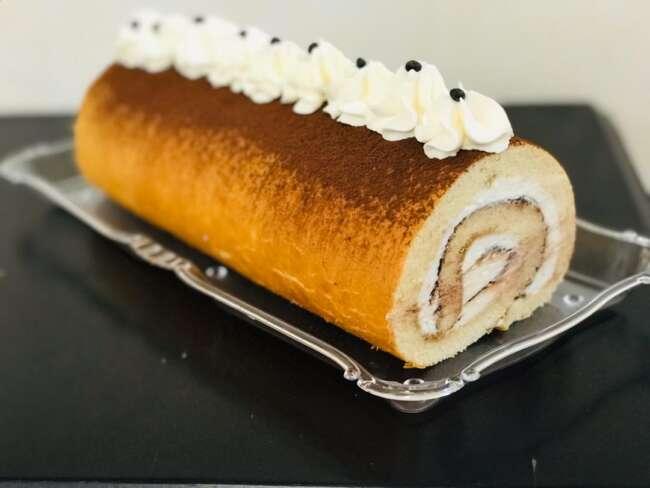 کیک تیرامیسو / رولت تیرامیسو