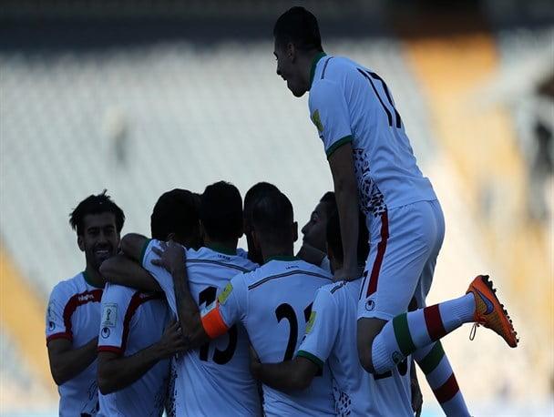 ساعات بازی ایران در مقدماتی جام جهانی
