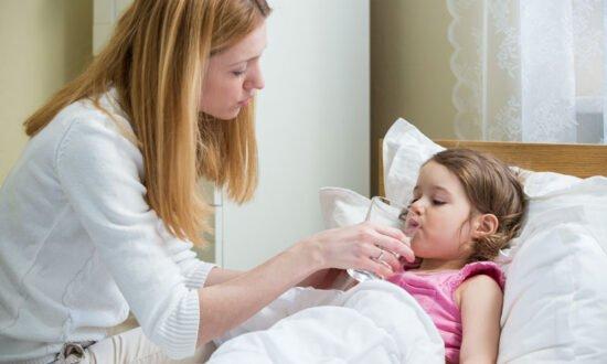 تفاوت سرماخوردگی و کرونا و آنفلوانزا در کودکان