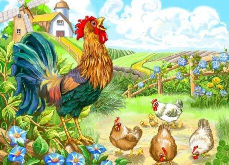 شعر کودکانه صدای حیوانات