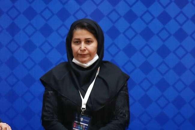 شهره موسوی عضو کمیته زنان AFC شد