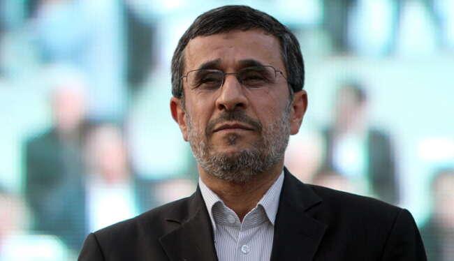 صحبت های احمدی نژاد بعد از ثبت نام ریاست جمهوری