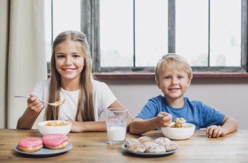 عدم مصرف صبحانه و چاقی