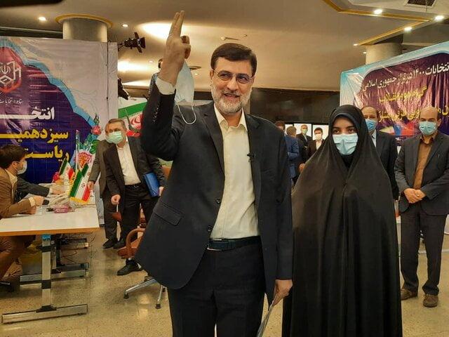 قاضی زاده هاشمی برای انتخابات ریاست جمهوری ثبت نام کرد
