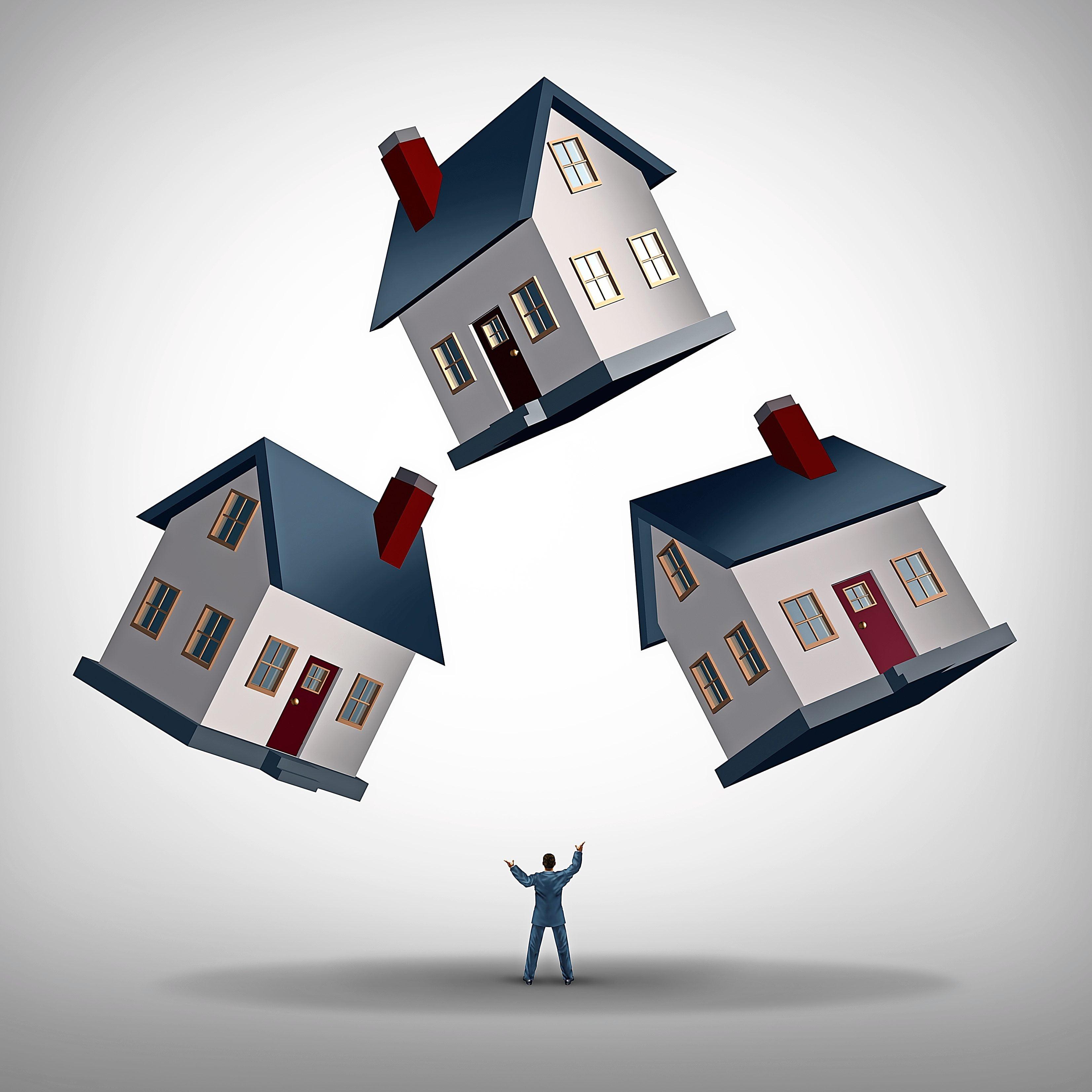 قانون مالیات خانه های خالی