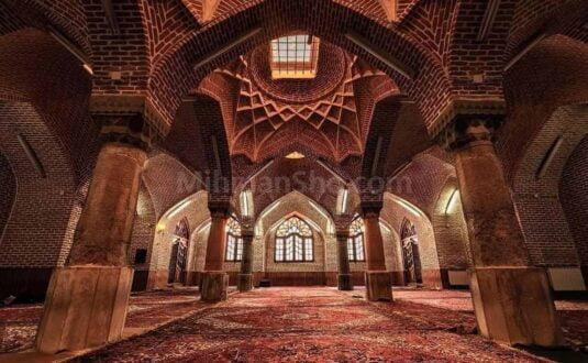 مسجد جامع تبریز   مسجد جامع کبیری تبریز