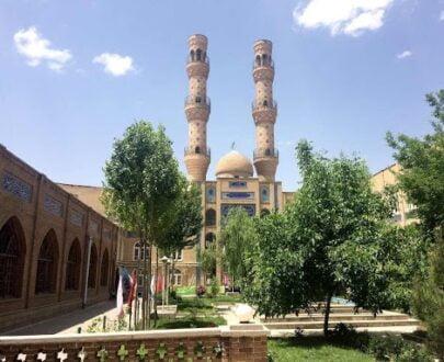 مسجد جامع کبیری تبریز
