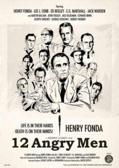 معرفی فیلم 12 مرد خشمگین 1957 ( 12 Angry Men )