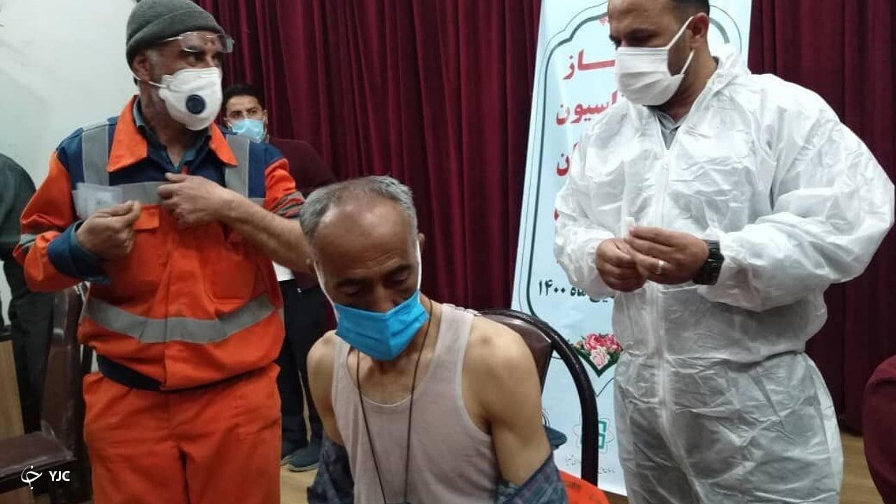 واکسن خواری به آذربایجان غربی رسید