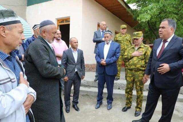 کشته شدن 19 شهروند تاجیکستان در درگیری مرزی با قرقیزستان