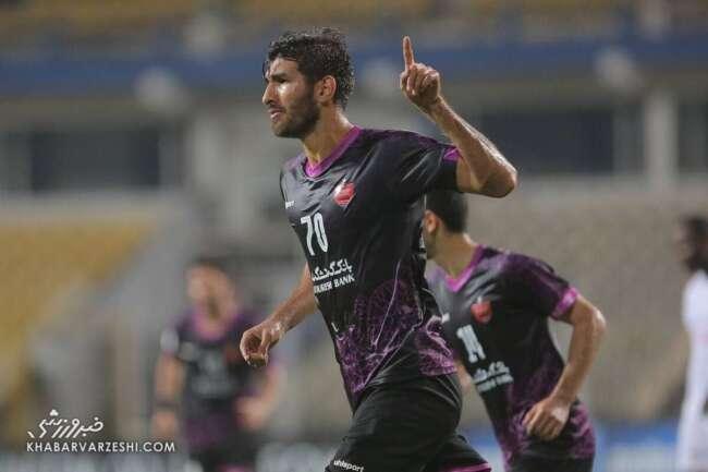 گل مغانلو نامزد بهترین گل هفته پایانی لیگ قهرمانان آسیا