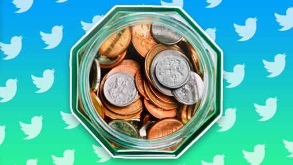راه اندازی ویژگی Tip Jar توییتر