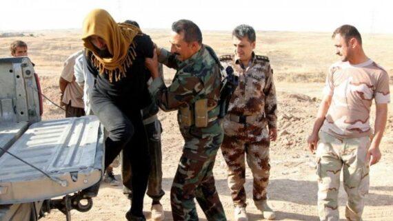 دستگیری سرکرده های داعش