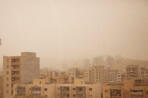 وضعیت هوای شیراز