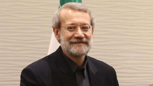 ثبت نام لاریجانی در انتخابات ریاست جمهوری