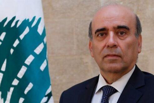 وزیر خارجه لبنان استعفا کرد
