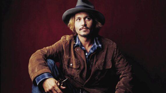 American Actor Johnny Depp HD Pics