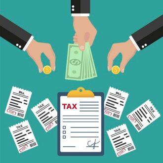 نمونه اظهارنامه مالیاتی مشاغل، ارزش افزوده و تمکین