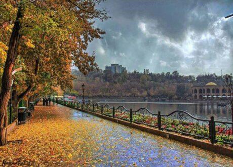 پارک ائل گلی تبریز