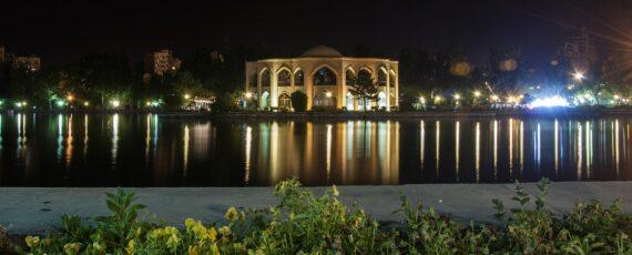 پارک شاه گلی تبریز