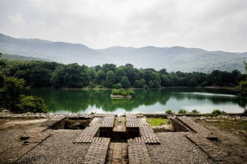 باغ تاریخی عباس آباد