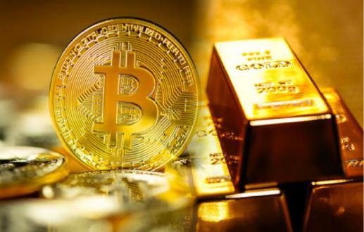 بهترین سرمایه گذاری در 2021 طلا یا بیت کوین