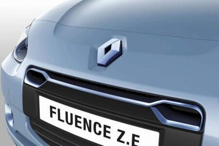تعویض باتری خودرو الکتریکی به جای شارژ باتری فلوئنس رنو