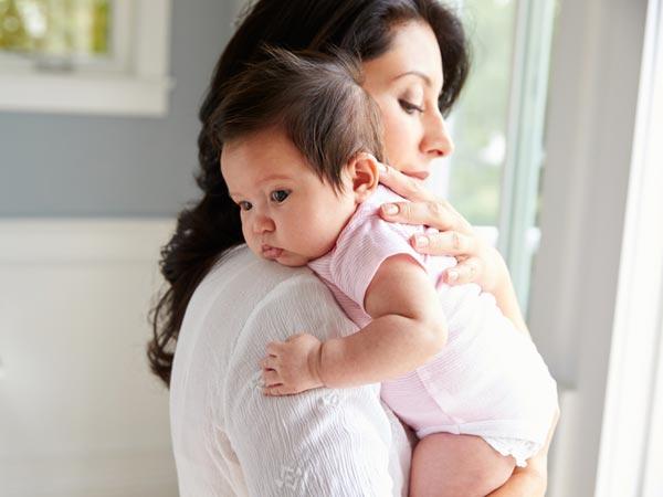 رفلاکس نوزاد
