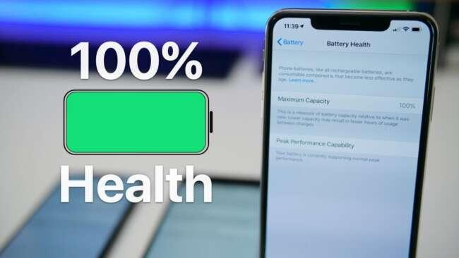 روش های حفظ عمر باتری آیفون اپل