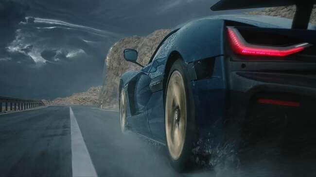 شتاب ریماک پرشتاب ترین خودروی جهان پرشتاب ترین ماشین جهان