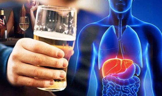 عوارض مصرف الکل