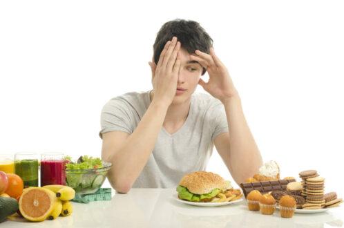 غذاهای چاق کننده و لاغر کننده