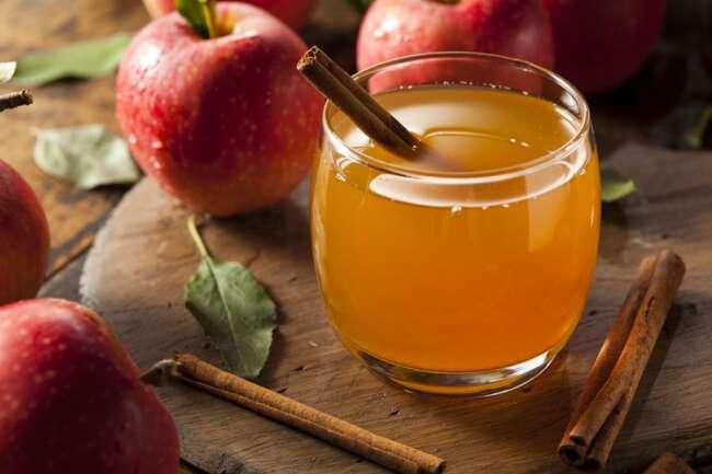فالوده سیب