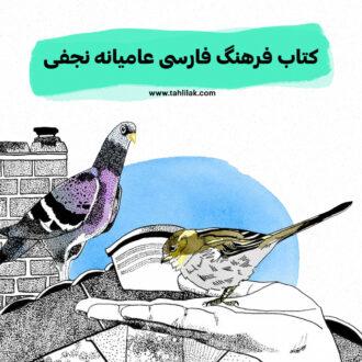 فرهنگ فارسی عامیانه ابوالحسن نجفی