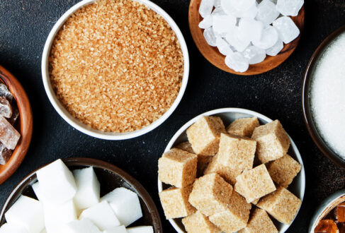 مصرف قند و شکر