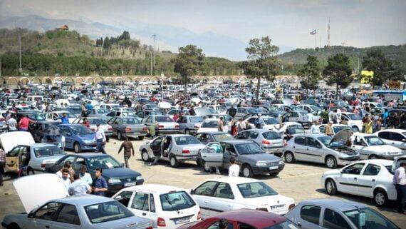 ۱۴۵ هزار خودرو در پارکینگ دو خودروساز تا پایان آبان به صفر میرسد