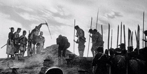 معرفی فیلم هفت سامورایی 1954 ( Seven Samurai ) 32