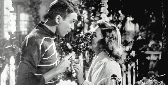 معرفی فیلم چه زندگی شگفت انگیزی1946 ( it's wonderful life ) 32