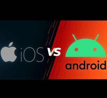 مقایسه آی او اس و اندروید / تاریخچه ios و Android