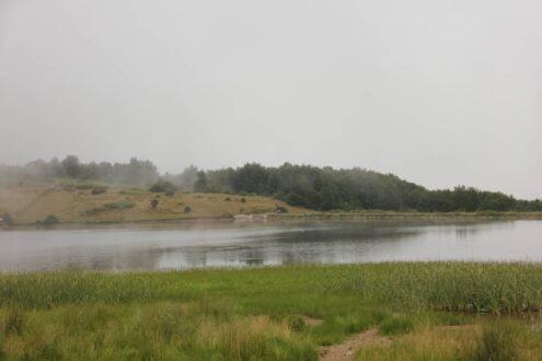 دریاچه ویستان رودبار گیلان