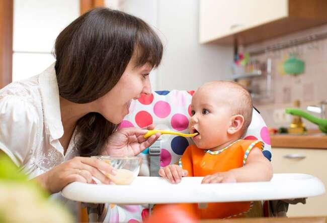 کودک خوش غذا