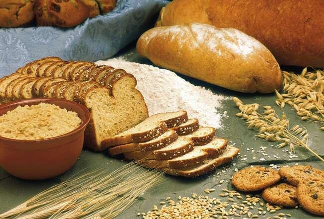 گروه غذایی نان و غلات