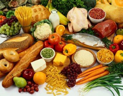 گروه غذایی از منظر طب ایرانی