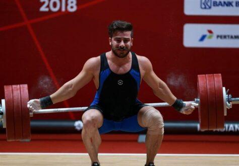 حذف کیانوش رستمی از رنکینگ موقت المپیک