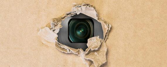 دوربین مخفی از یک جلسه محرمانه