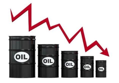روند کاهشی قیمت نفت