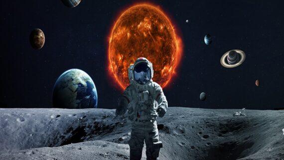 بازگشت یک فضانورد به زمین ممنوع شد