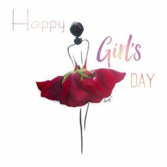 عکس تبریک روز دختر